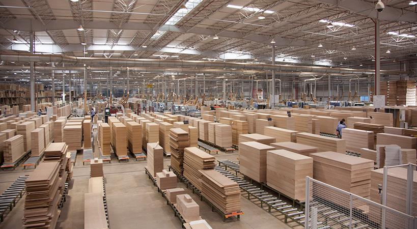 Produção de móveis tem aumento de 7% no mês de março - O comuniqueiro